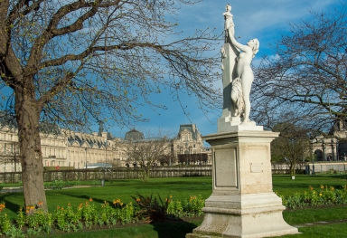 StatuaryTuileries